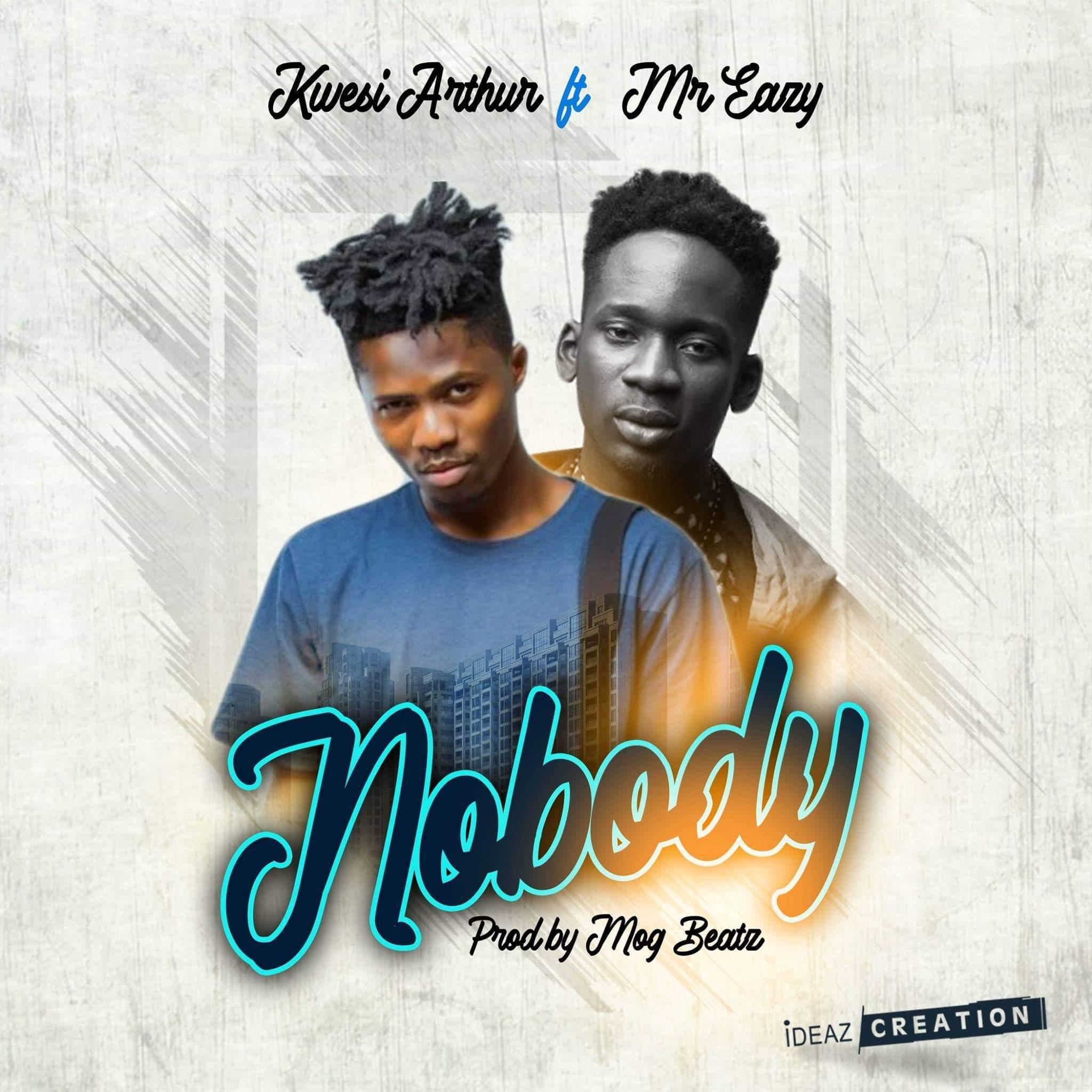 INSTRUMENTAL: Kwesi Arthur – Nobody (feat  Mr Eazi) (Prod  By CALEM