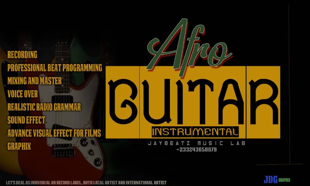 Afro Guitar Instrumental – Produced By Jaybeatz) – Trotromusic